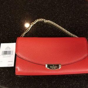 KATE SPADE Milou Mulberry Street Wallet/Clutch